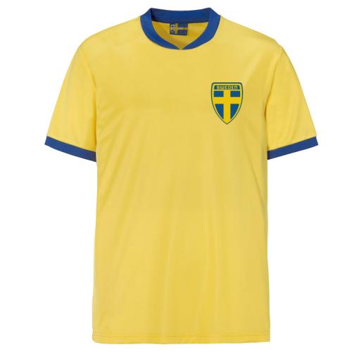 Sverige Matchtröja